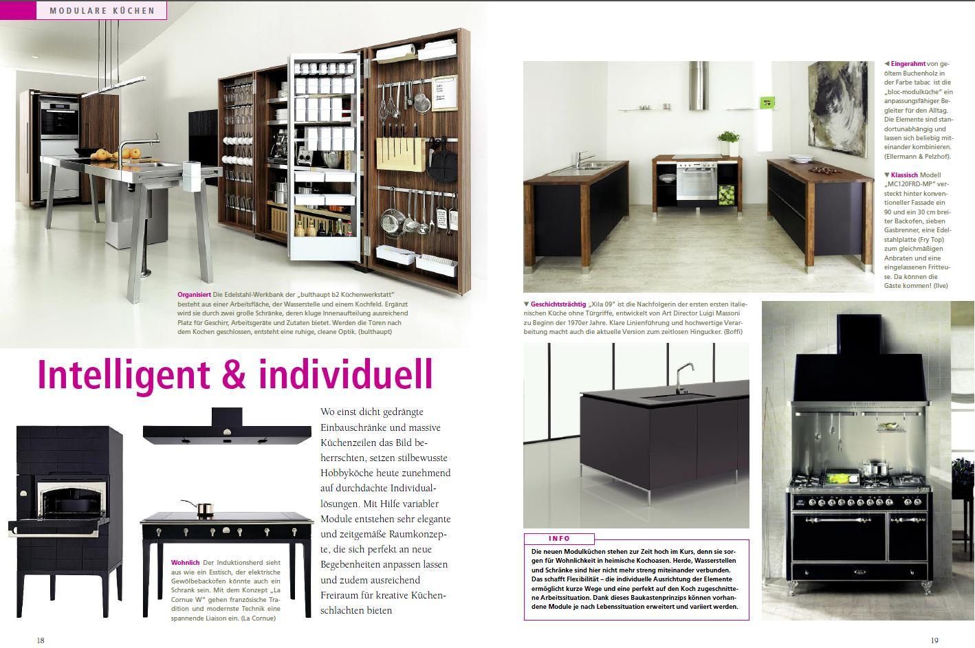 Presse | Modulküchen bloc Modulküche online Kaufen