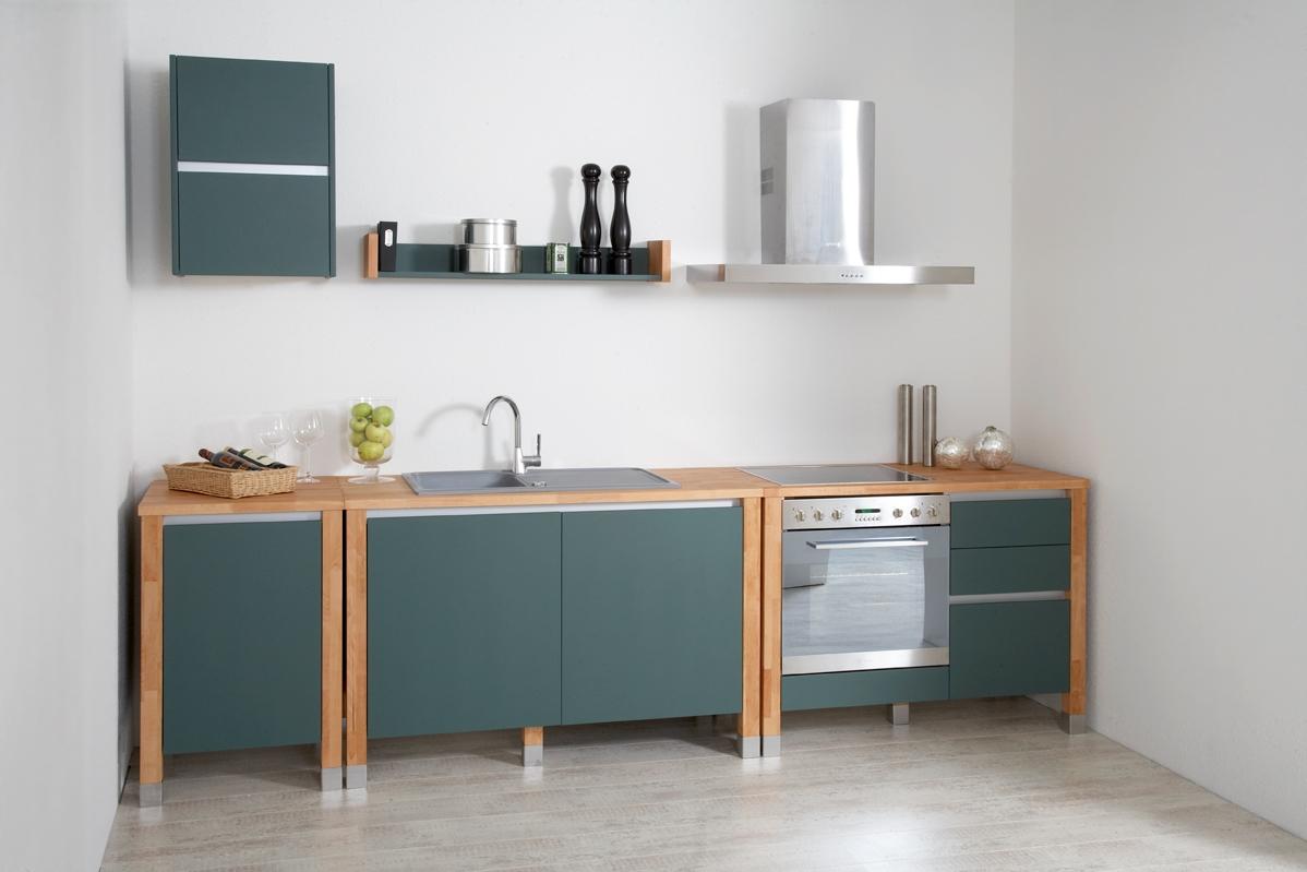 Showroom  Modulküchen bloc Modulküche online Kaufen